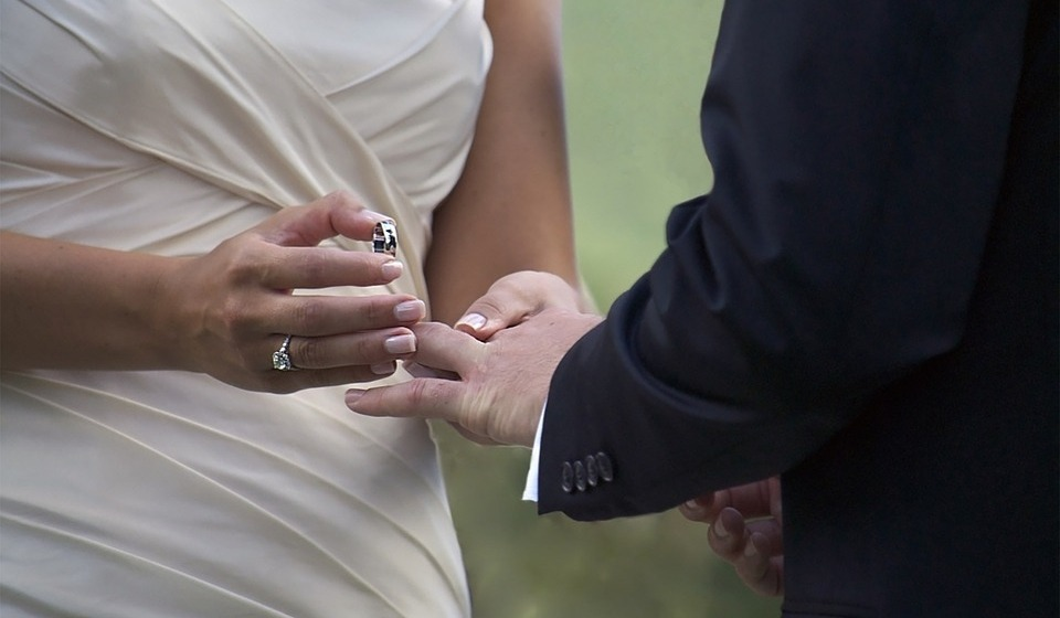 Humanist Marriages Becoming More Popular