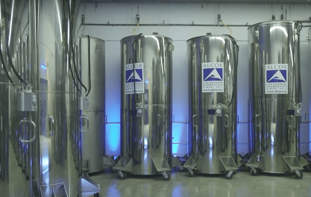 Cryonics and the Definition of 'Death'