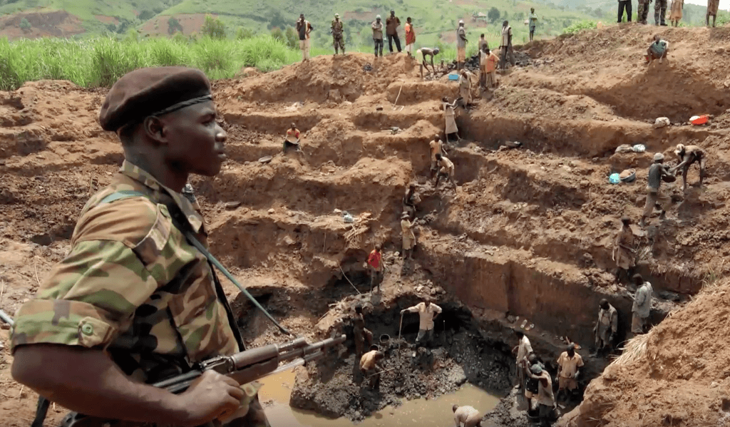 Conflict Minerals: The Sad Truth About Technology
