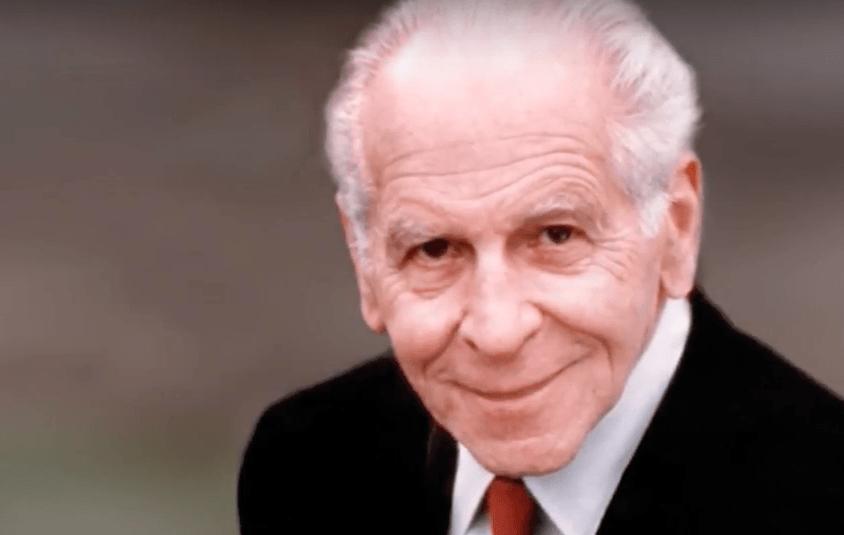 Thomas Szasz on the Tyranny of the 'Therapeutic State'
