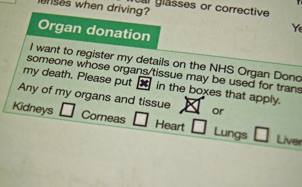 Organ and Body Donation: It Should Be Encouraged, Not Made Compulsory