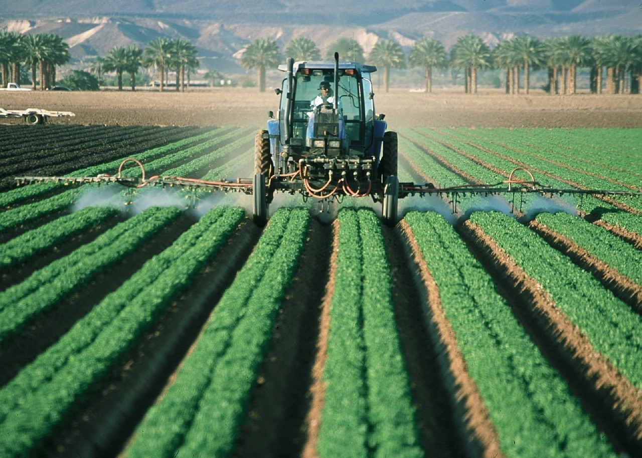 Global Food Production at Risk from Pesticides, According to New Research