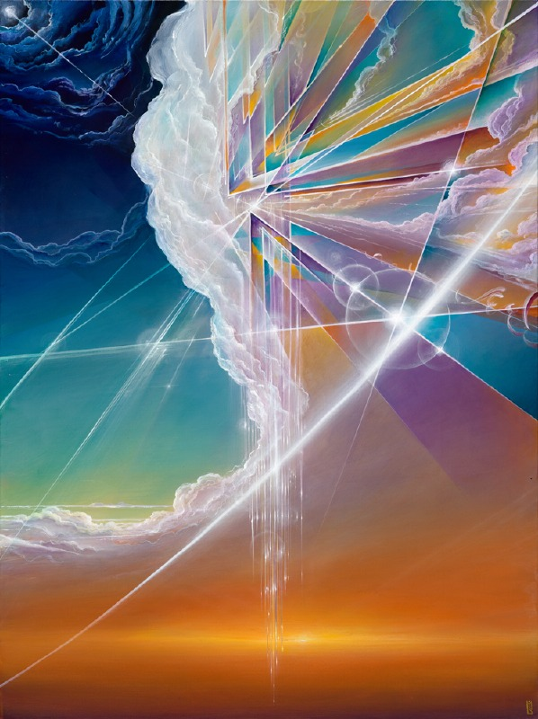 The Visionary Art of Michael Divine