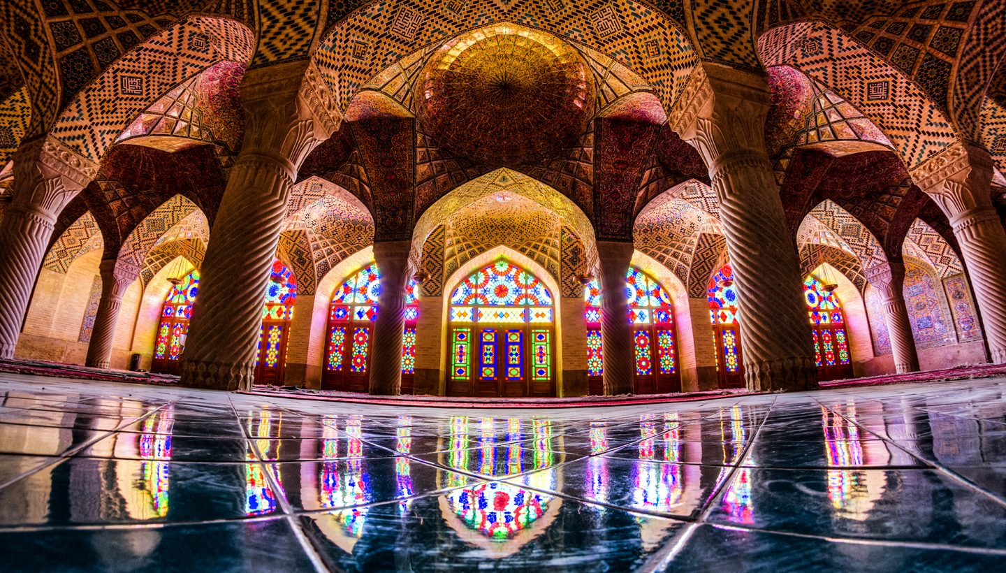 The Psychedelic Nature of Islamic Art and Architecture