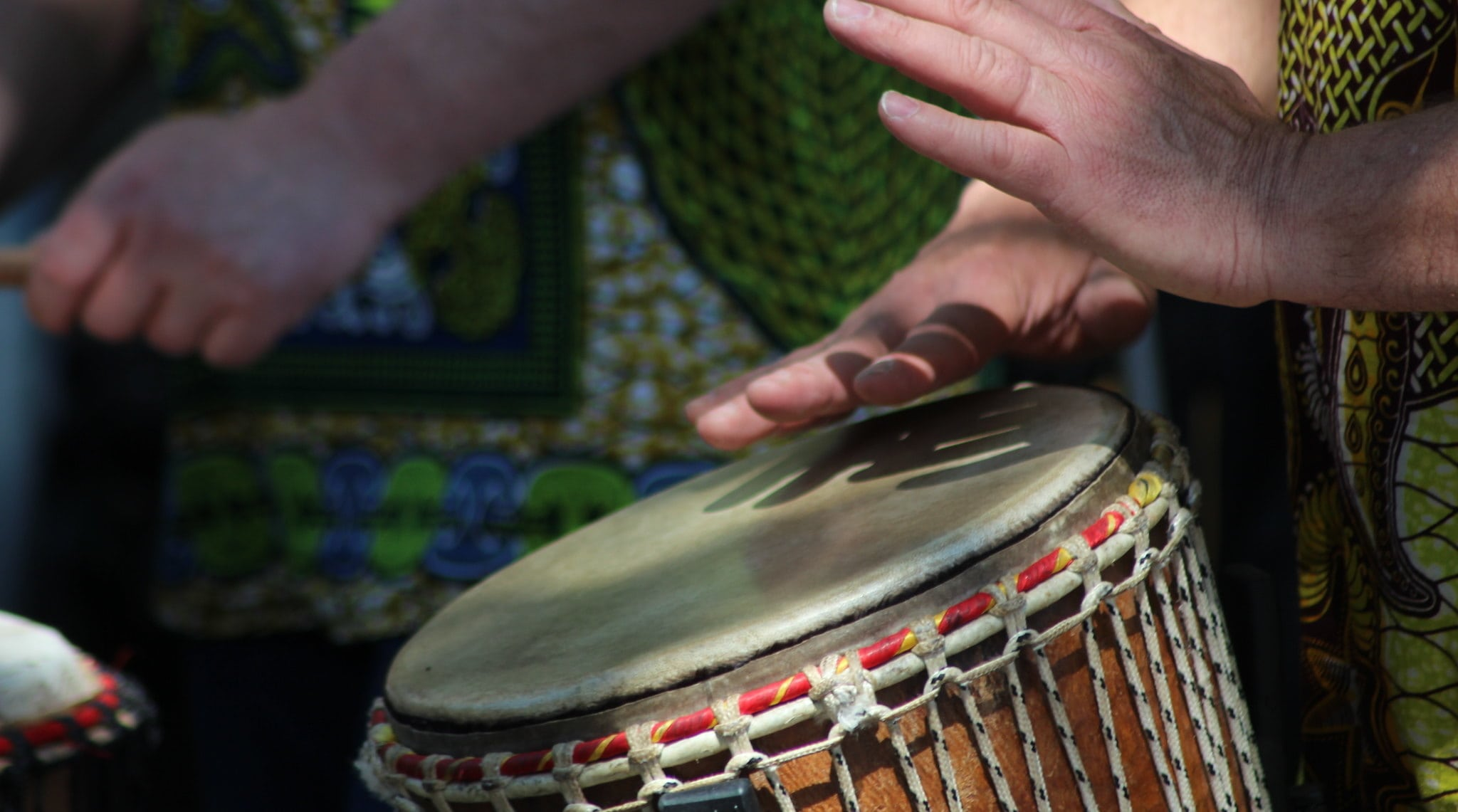 Drumming as an Antidote to Depression