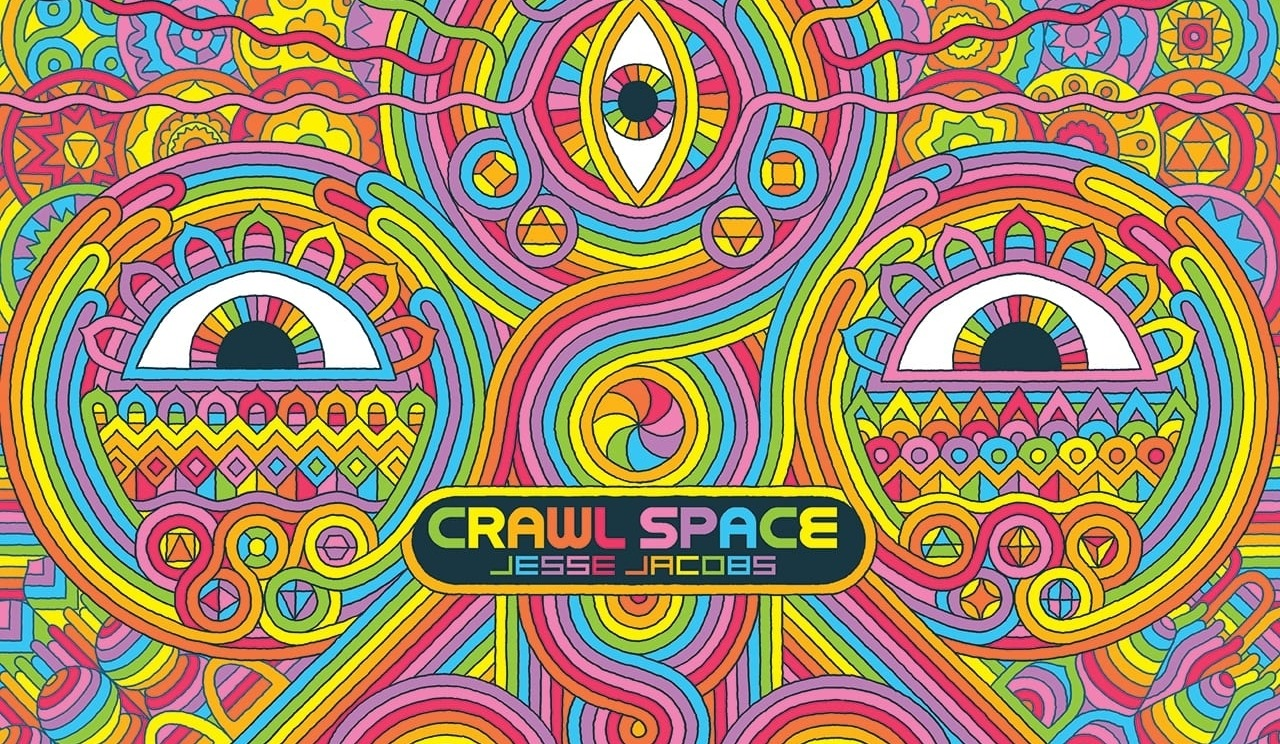 Book Review: Crawl Space by Jesse Jacobs