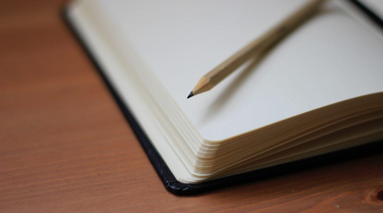 writing regrets