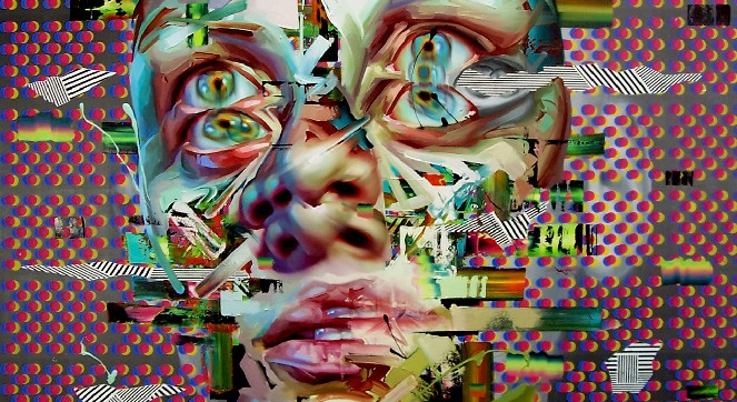 Glitchy Portraits by Justin Bower: An Exploration of Humanity's Relationship With Technology