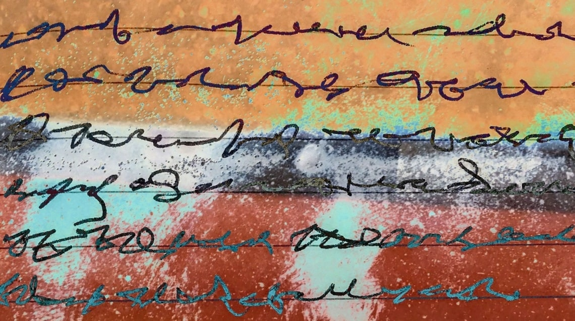 The Paradox of Asemic Writing